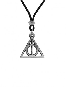 Deathly Hallows Pewter Pendant