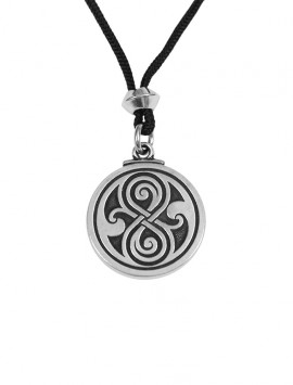 Pewter Seal of Rassilon