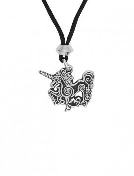 Pewter Celtic Unicorn