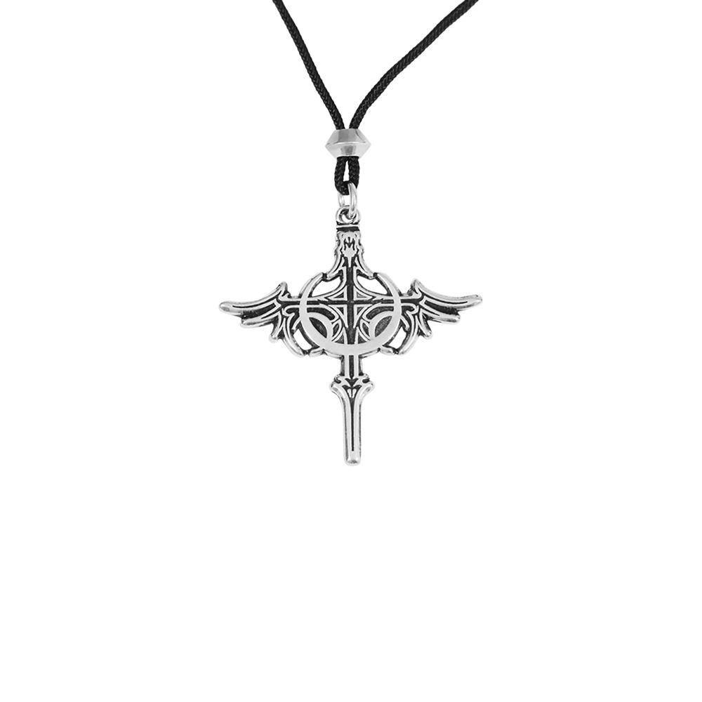 Moon Dragon Cross