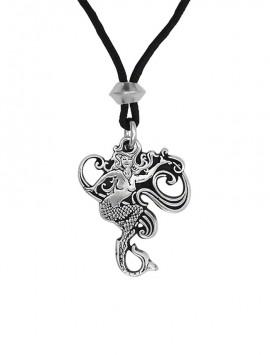 Pewter Dahude Druid Mermaid