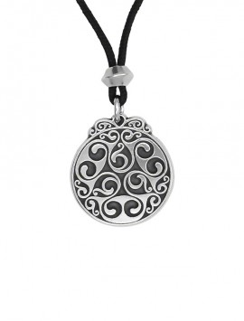 Pewter Dana Celtic Knot Goddess Knot