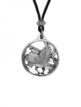 Gryphon Griffin Pewter