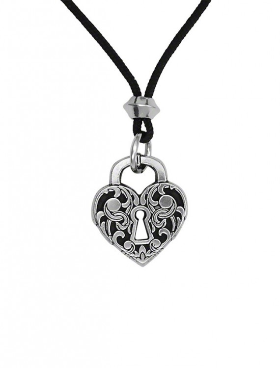 Heart Love Lock