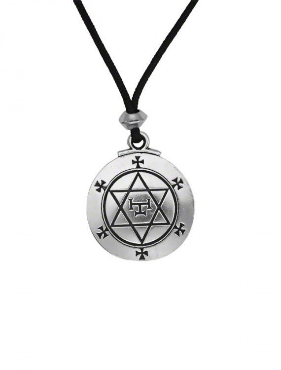 Amulet from the Key of Solomon