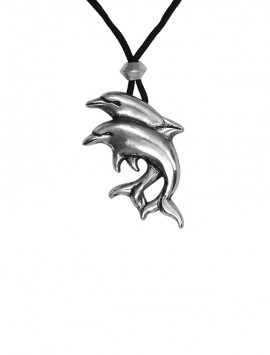 The Dolphin represents Kindness & Communication