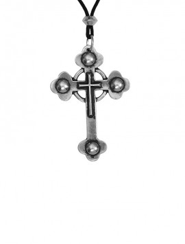 Vampire Slayers Cross Pendant