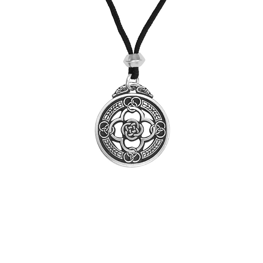 Celtic Warrior Shield Pendant