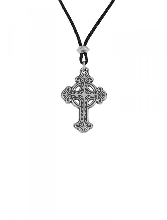 """Baroque"" Cross is symbolic of the never ending process of our Spiritual Growth"