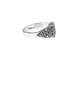 Sterling Silver Dana Ring