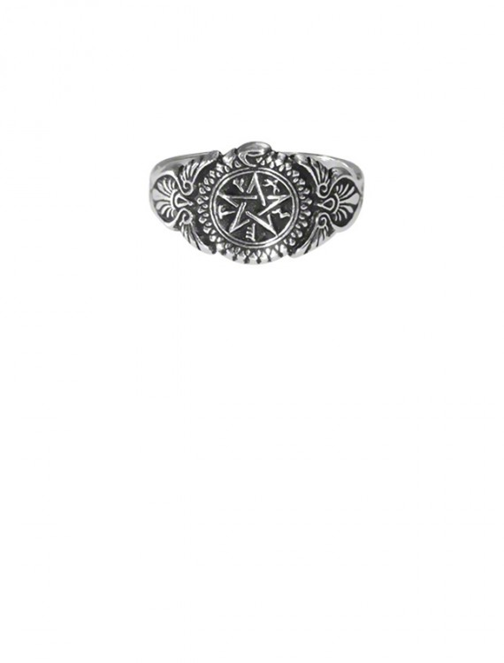 Sterling Silver Healers Ring