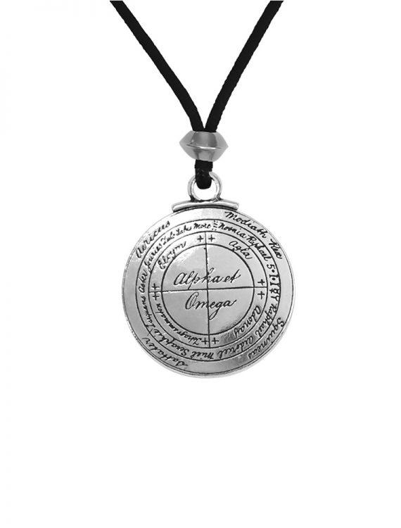 Pewter Magickal Amulet