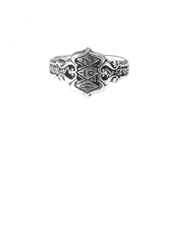 Sterling Silver Psychic's Ring