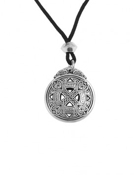 Pewter Celtic Love Amulet