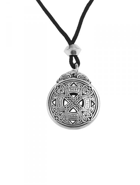 Pewter Celtic Love Amulet