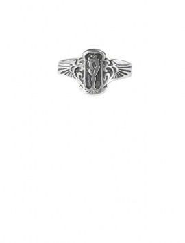 Sterling Silver Soulmates Ring