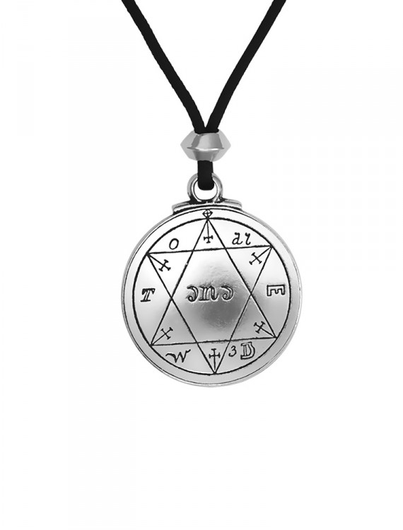 Pewter Talisman for Health