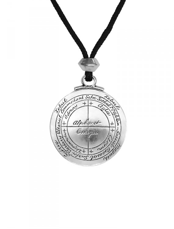 Pewter Talisman for Success