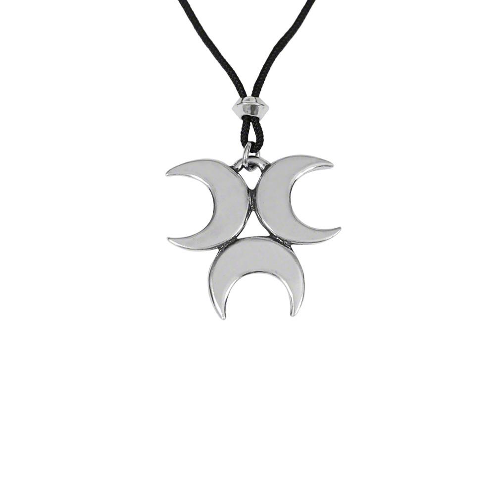 Triple Crescent Moon Magickal Needs