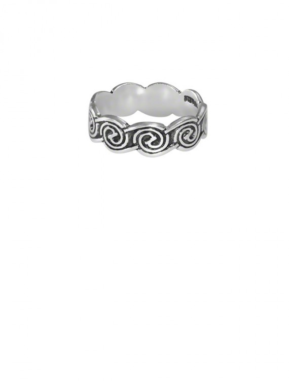 Sterling Silver Celtic Ring of Ring of Inspiration