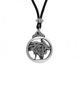 Pewter Werewolf Pendant