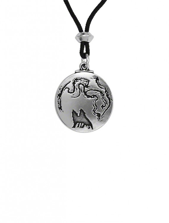 The Moon and The Wolf are joined in this talisman to bring Strength, Spirit, Sensuality, and Sublime purpose to your life!